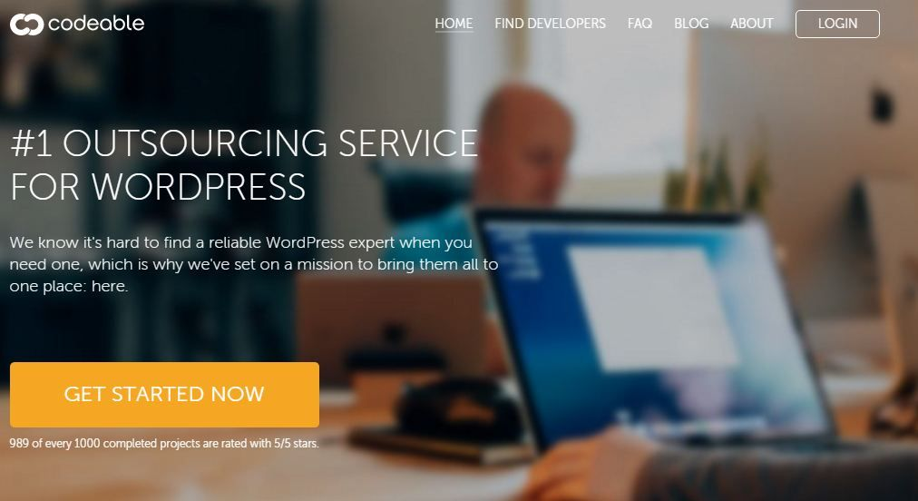 codeable for outsourcing WordPress development