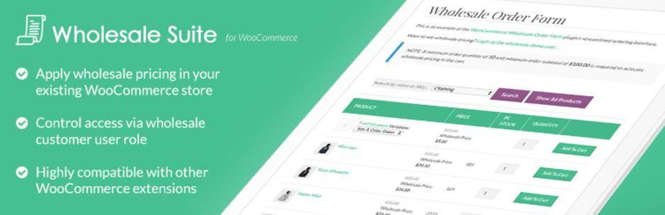 WooCommerce Wholesale Prices