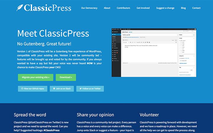 classicpress