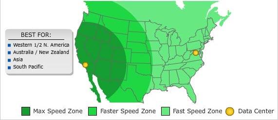 Inmotion hosting - west coast data center