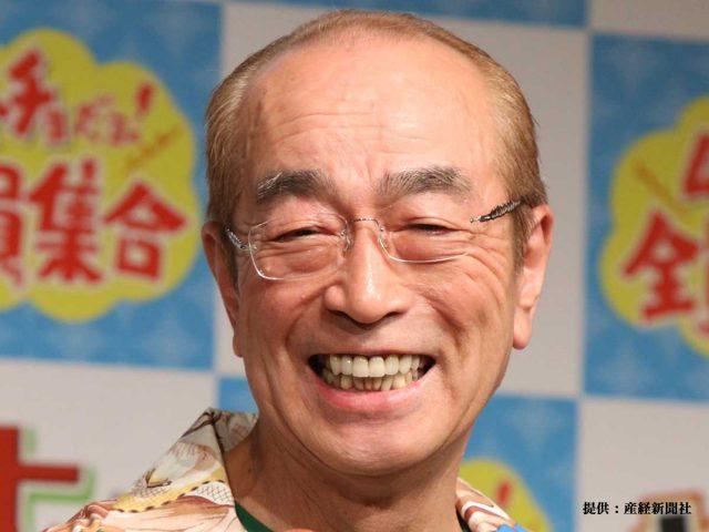 Japanese comedian Ken Shimura