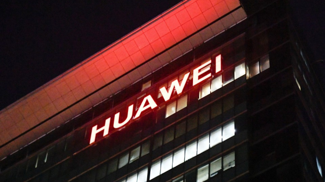 China's Huawei reports record sales for 2019 despite row with U.S.