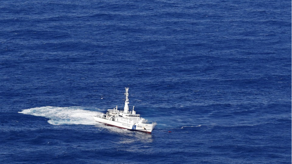 SDF destroyer, fishing boat collide in East China Sea