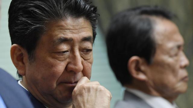 Japan gov't to earmark 1 tril. yen for reserve fund to fight coronavirus