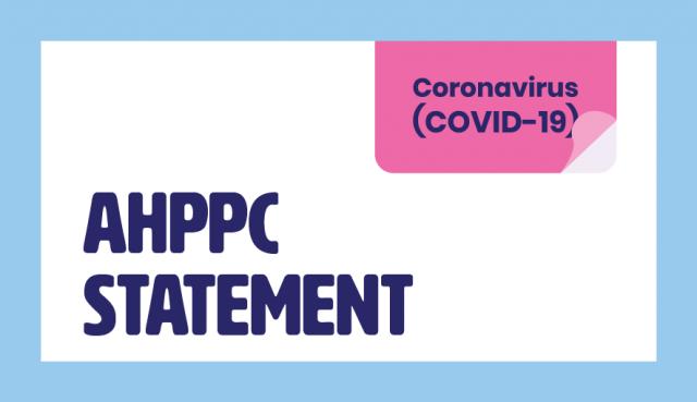Australian Health Protection Principal Committee Ahppc Coronavirus Covid 19 Statements On 7 April 2020 Australian Government Department Of Health
